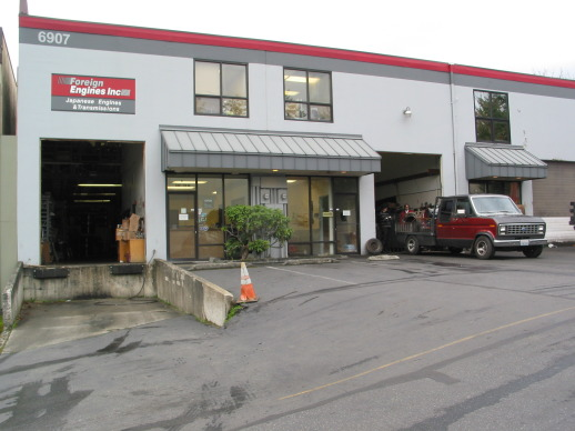 Foreign Engines Inc, my JDM supplier