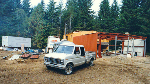 Van - 1980 Ford ( in'84)